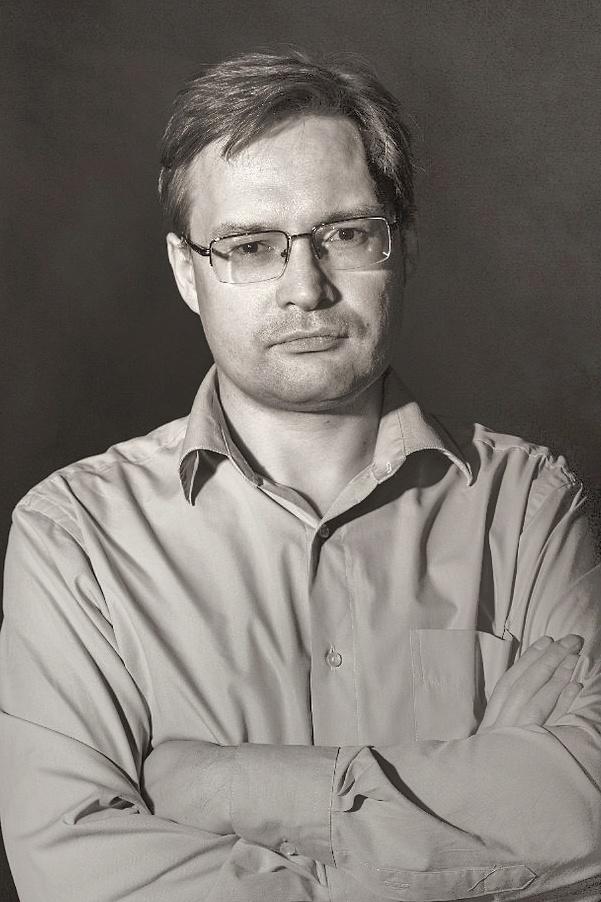 Лев Краснов, психолог, профориентатор