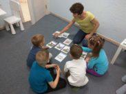 Развивающее занятие по подготовке к школе